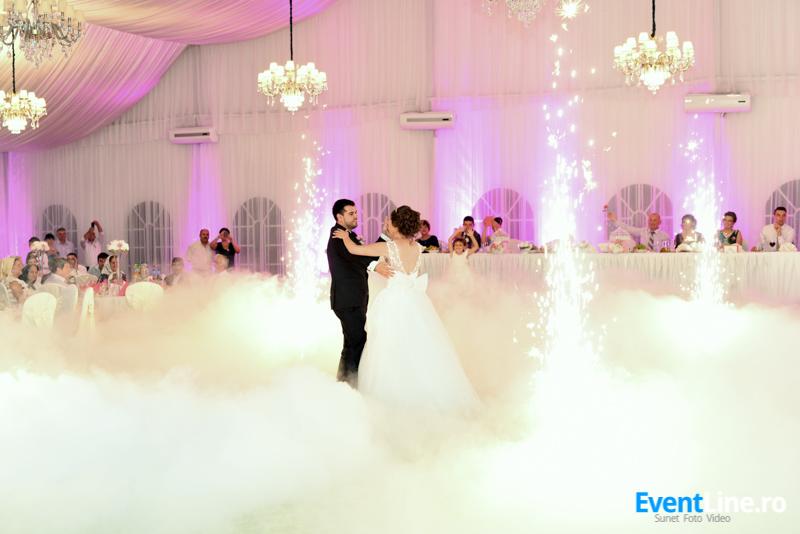 Gheata carbonica nunti evenimente. Baia Mare Maramures Satu Mare 05
