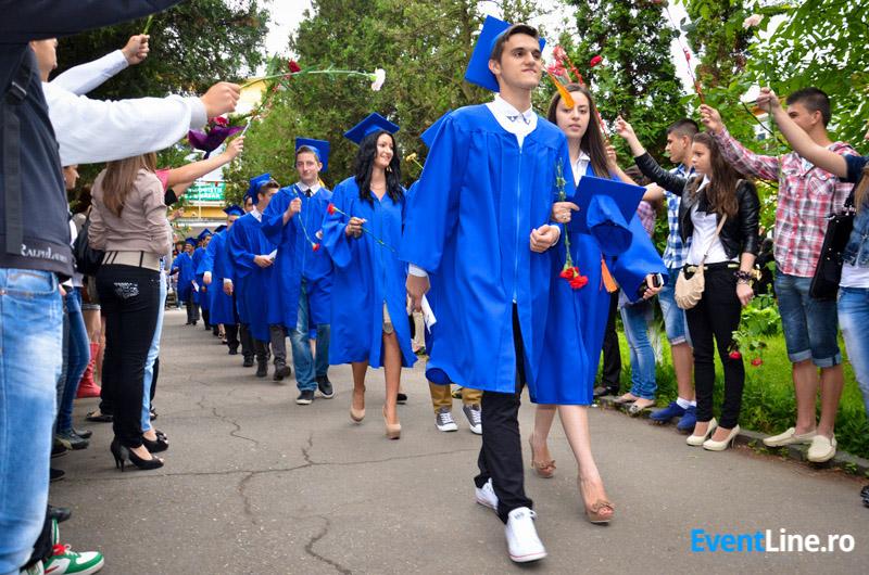 Absolvire Colegiul Economic Nicolae Titulescu Baia Mare 06