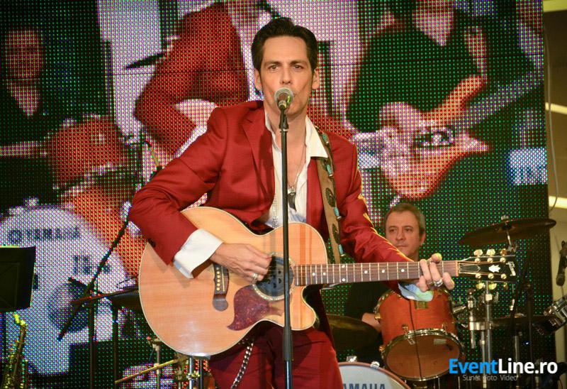 Concert Stefan Banica Gold Plaza Baia Mare 01