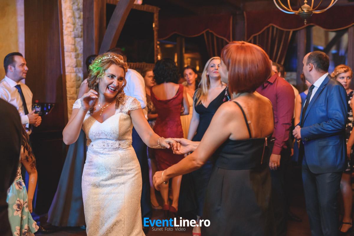 Foto video nunta Castel Transilvania Baia Mare 22