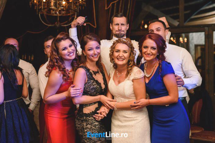 Foto video nunta Castel Transilvania Baia Mare 23