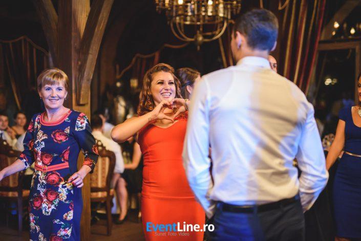 Foto video nunta Castel Transilvania Baia Mare 26