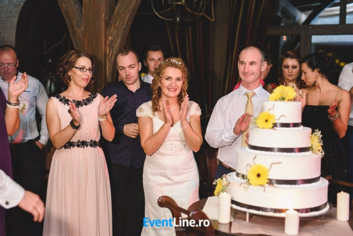Foto video nunta Castel Transilvania Baia Mare 28