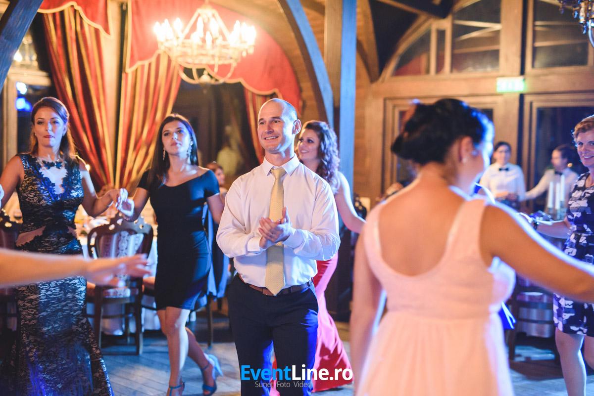 Foto video nunta Castel Transilvania Baia Mare 30