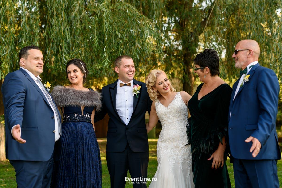 Sesiune foto nunta Secret Garden, Danesti 23