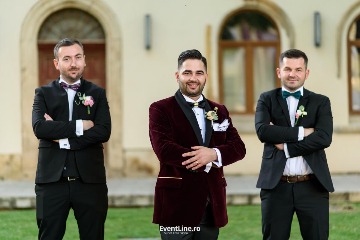 Mire si nasi la nunta. Groom wedding 34