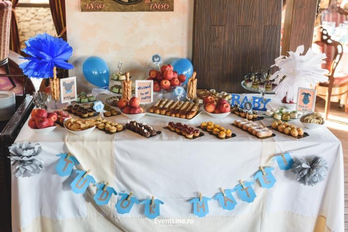 Foto video pentru botez si candy bar 25