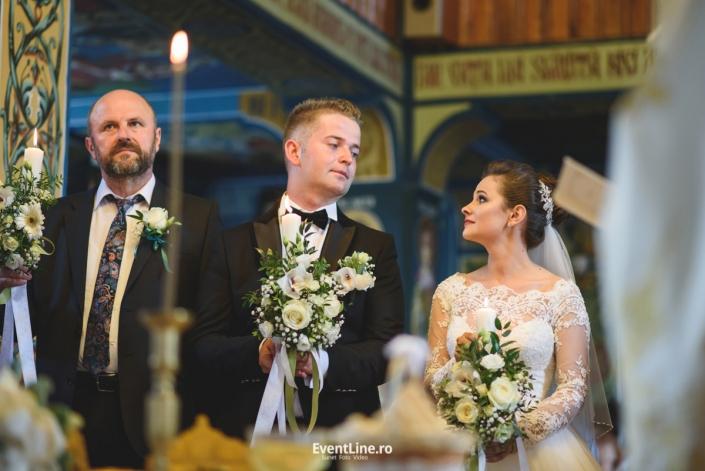 Cununie religioasa, fotografii si filmare nunta 36
