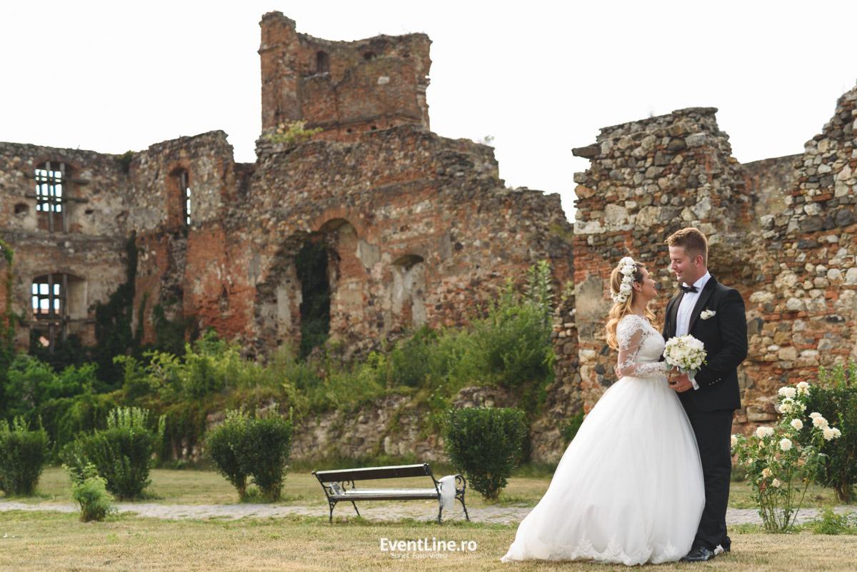Sedinta foto nunta la castel 20