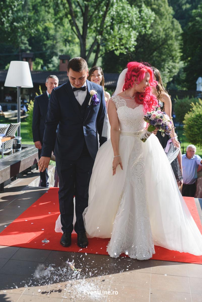 fotograf filmare nunta sighet, gradina morii
