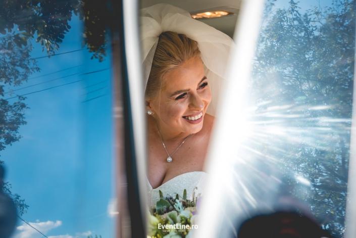 fotografie de nunta, mireasa