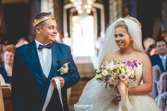 mire si mireasa la nunta