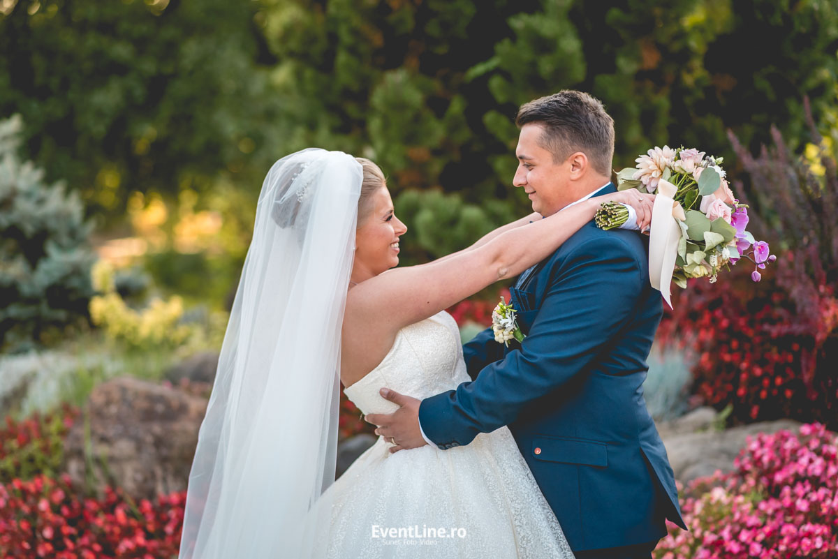 fotograf de nunta la secret garden danesti